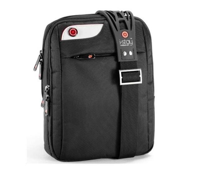 i-Stay netbook/ipad bag Black (is0101)